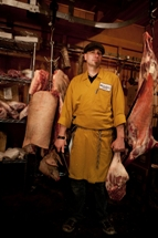 Dave the Butcher at Avedano's